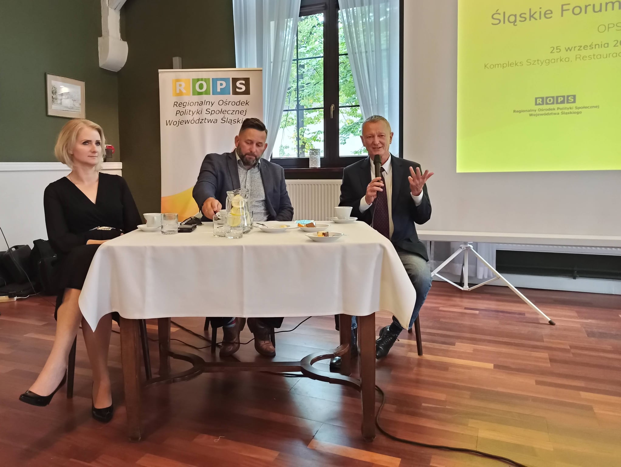 Śląskie Forum Pomocy Społecznej